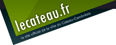 logo Cateau Cambresis