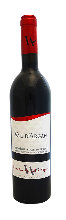 Val d'Argan, rouge