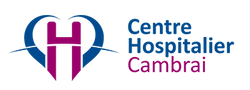 logo centre hospitalier cambrai