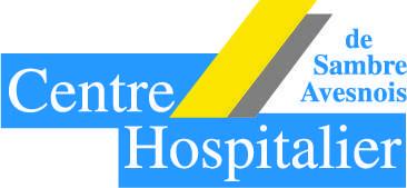 logo centre hospitalier sambre avesnois.