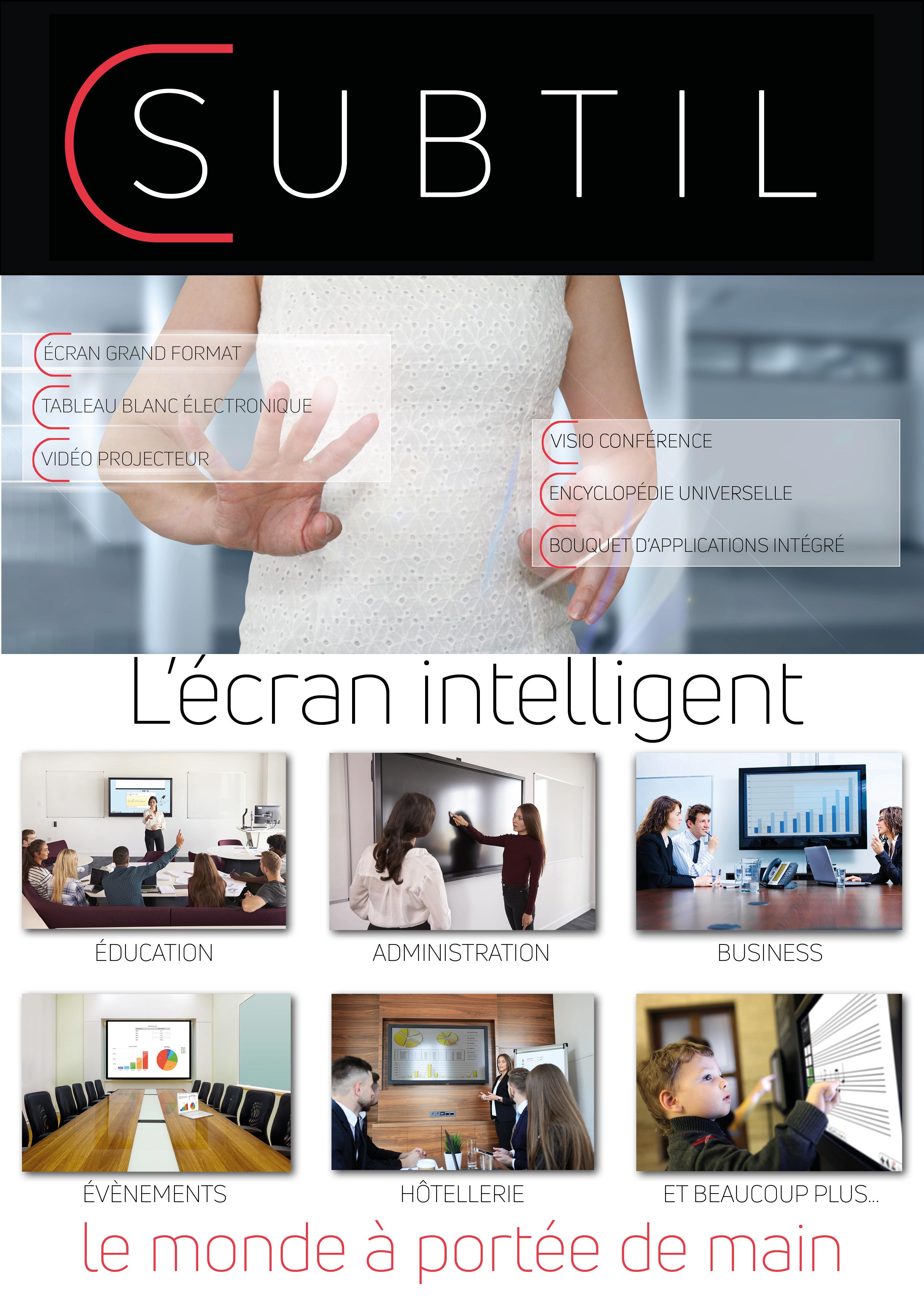Brochure C-Subtil page 1