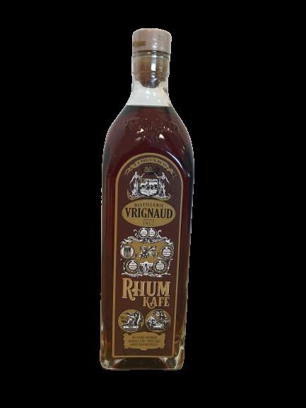 Distillerie Vrignaud Rhum Kafé 70cl