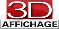 logo 3Daffichage