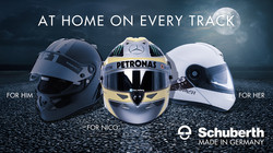 SCHUBERTH MESSEPLAKAT