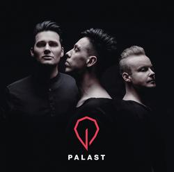 PALAST LP_Cover