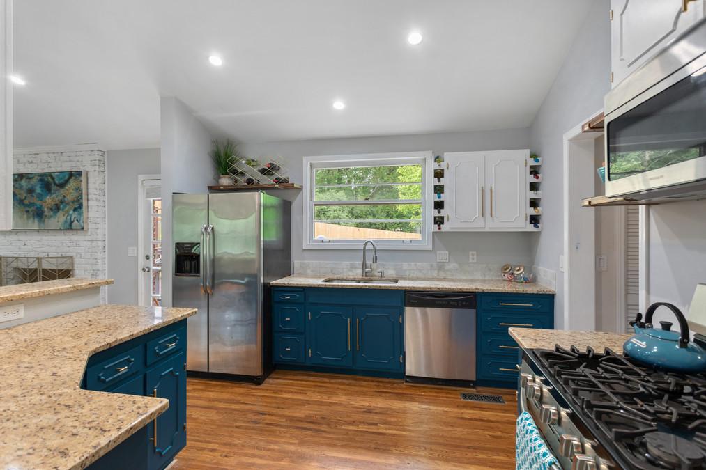 1950's Kitchen Restoration