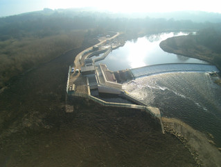 Biggest ever river hydroelectric project opens in Yorkshire