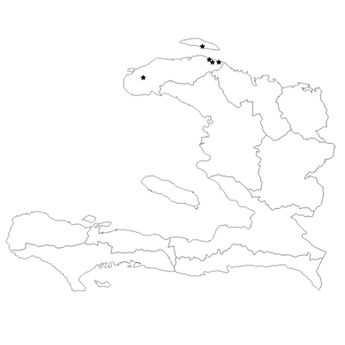 OUTLINE OF HAITI'S MAP_CAFE COCANO Map.j