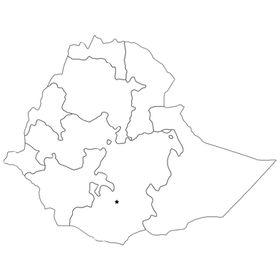 OUTLINE OF ETHIOPIA'S_HAMBELA WAMENA Map