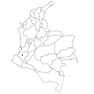 OUTLINE OF COLOMBIA'S_AGROABIENTAL Map.j