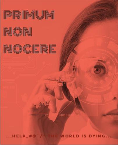 PRIMUM NON NOCERE science fiction