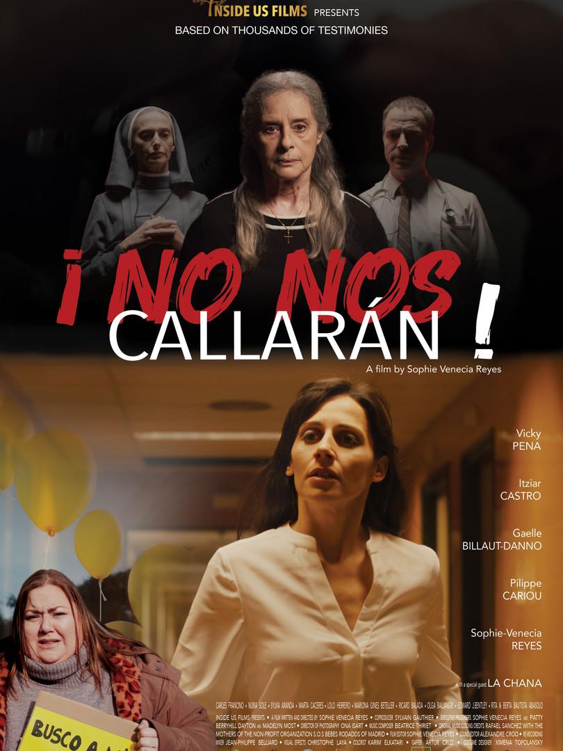 NO NOS CALLARAN film