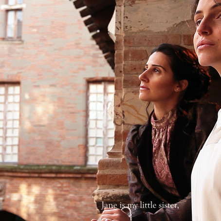 """Les fleurs du mal"" directed by Nicolas Xavier"