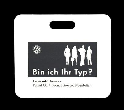 Werbesitzkissen VW Passat