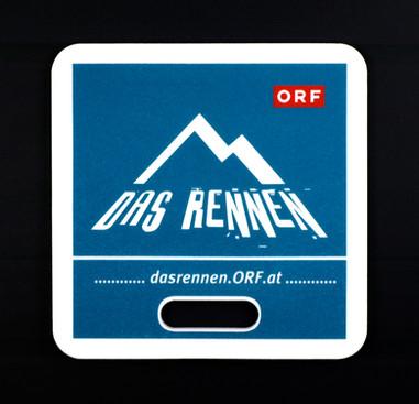 Werbesitzkissen ORF