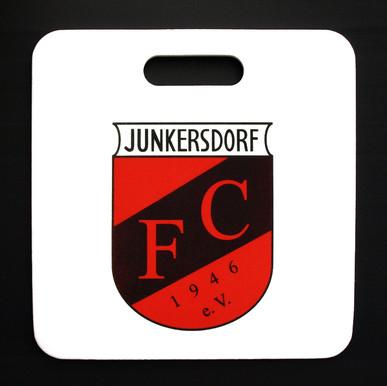 Werbesitzkissen FC Junkersdorf