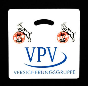 Werbesitzkissen VPV 1. FC Köln