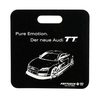 Werbesitzkissen Audi
