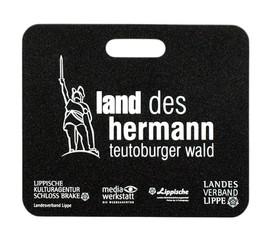 Werbesitzkissen Hermann