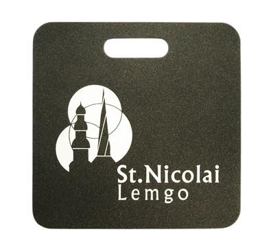 Werbesitzkissen St. Nicolai Lemgo
