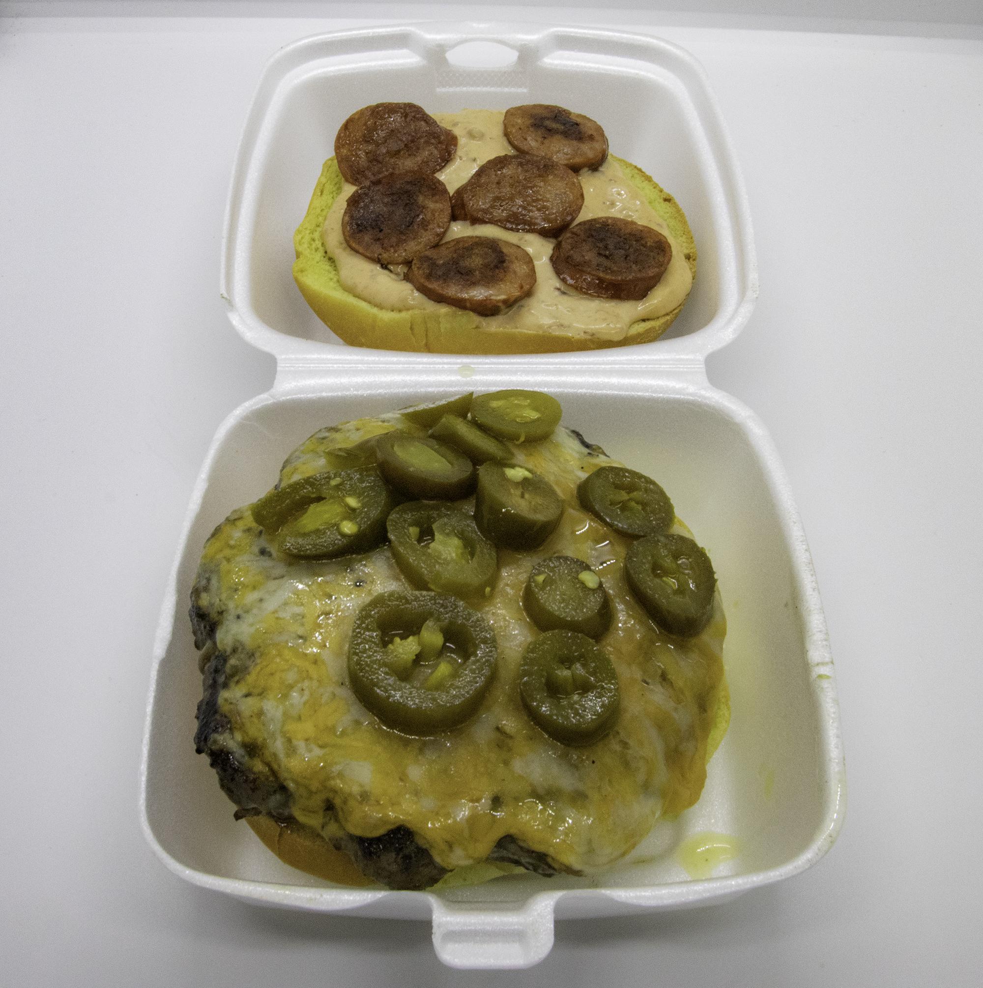 Blazin' Burger