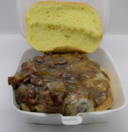 Bourbon Onion Burger