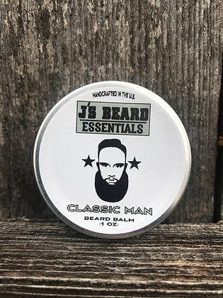 Classic Man Beard Balm