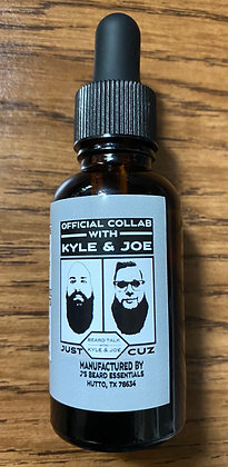 Just Cuz Beard Oil
