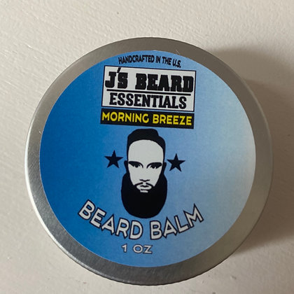 Morning Breeze Beard Balm