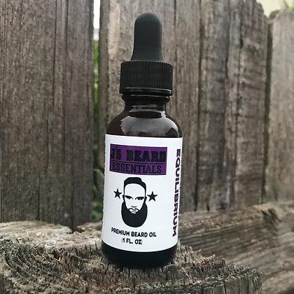 Equilibrium Premium Beard Oil