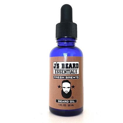 Fresh Brew'd Premium Beard Oil