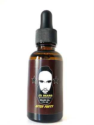 After Party Beard Oil