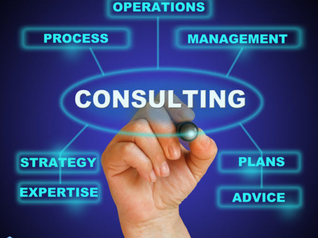 What are the main benefits that clients should expect from professional management consulting assist