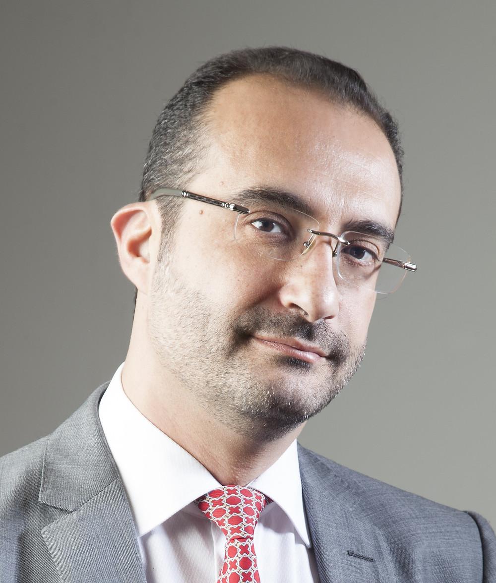 Nadim Samna - Stratexis