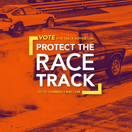 Protect-The-Race-Track