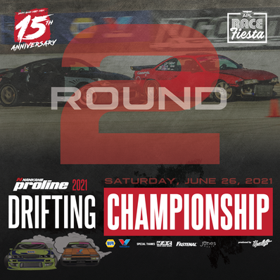 Proline Drifting Championships Rd. 2