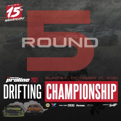 Proline Drifting Championships Round 5 Finals