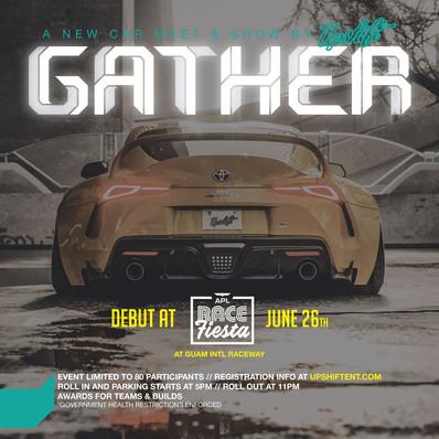 GATHER Car Meet