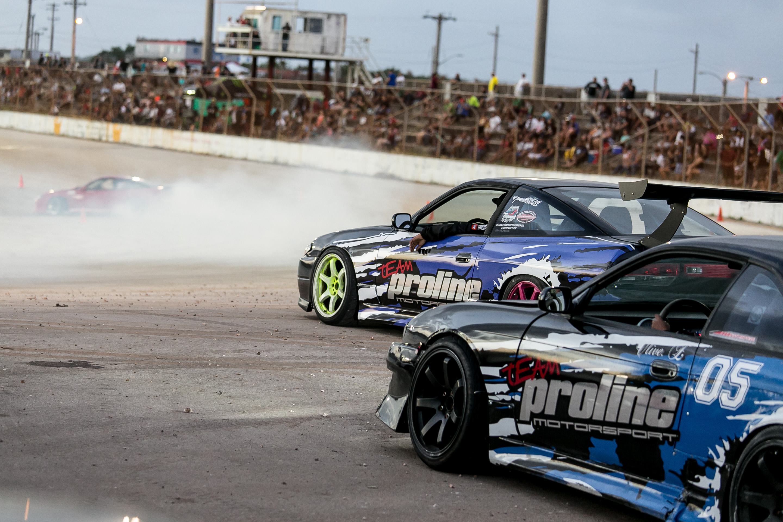 Drifting SW 2016