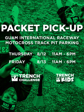 Packet Pickup Schedule