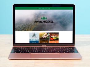 Ny webb Norrlandskol