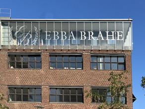 Grafisk identitet Ebba Braheskolan