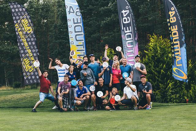 Disku golfa pasaules čempiona meistarklase