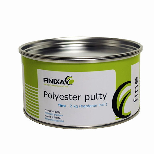 Finixa polyester plamuur Fine 2kg