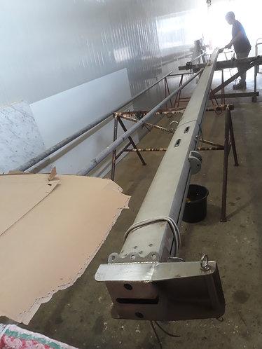 Delphia mast 10 meter 50 cm