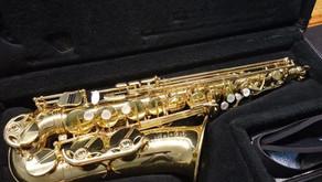 Reforma de Saxofone Alto Selmer Paris Super Action 80