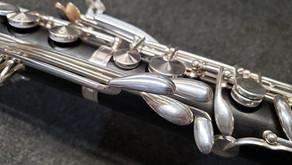 Customização de chave extra (G#/Eb) para Clarone Selmer Paris S9.