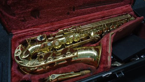 Reforma de Saxofone Alto Yamaha 62