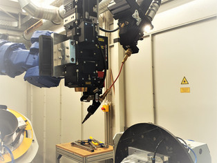 conntronic tec-center - höchste Flexibilität in Schweißprozessen und Prototypenbau