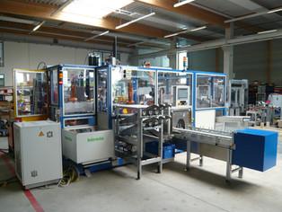 conntronic liefert automatisierte MF-Schweißanlage